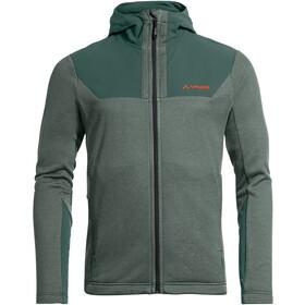 VAUDE Monviso Woodfiber Fleece Jacket Men, groen